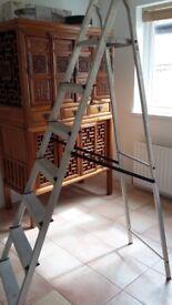 Step Ladders (aluminium) platform