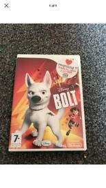 Bolt Wii game