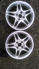 2 x Honda Jordan Speedline Alloys For Sale