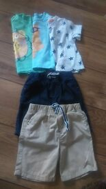 9-12 month baby boy summer clothes.
