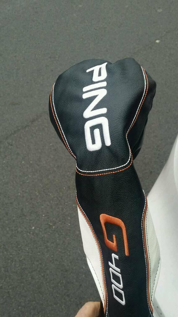 Ping G400 driver  dd67a5cdc5e