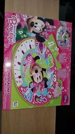 Minnie mouse bow-tique musical mat *new*