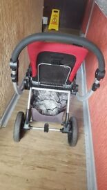 Push chair (pram)