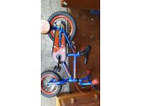 Childs bike for ages 3-5 £20