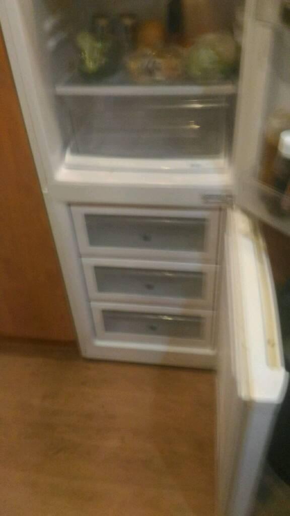 lge fridge freezer over 6 foot. lots of room