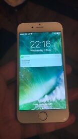 IPHONE 6 GOLD 02 16GB MINT CONDITION
