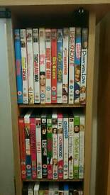 110+ dvds for sale