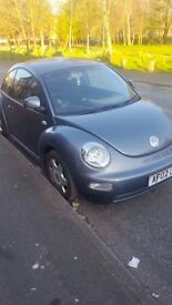 VW beetle, in great condition