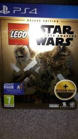 Lego Star Wars the Force Awakens open to swaps