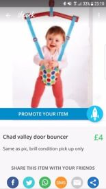 Chad valley door bouncer