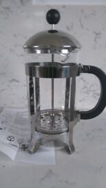 Two cup cafetiere.