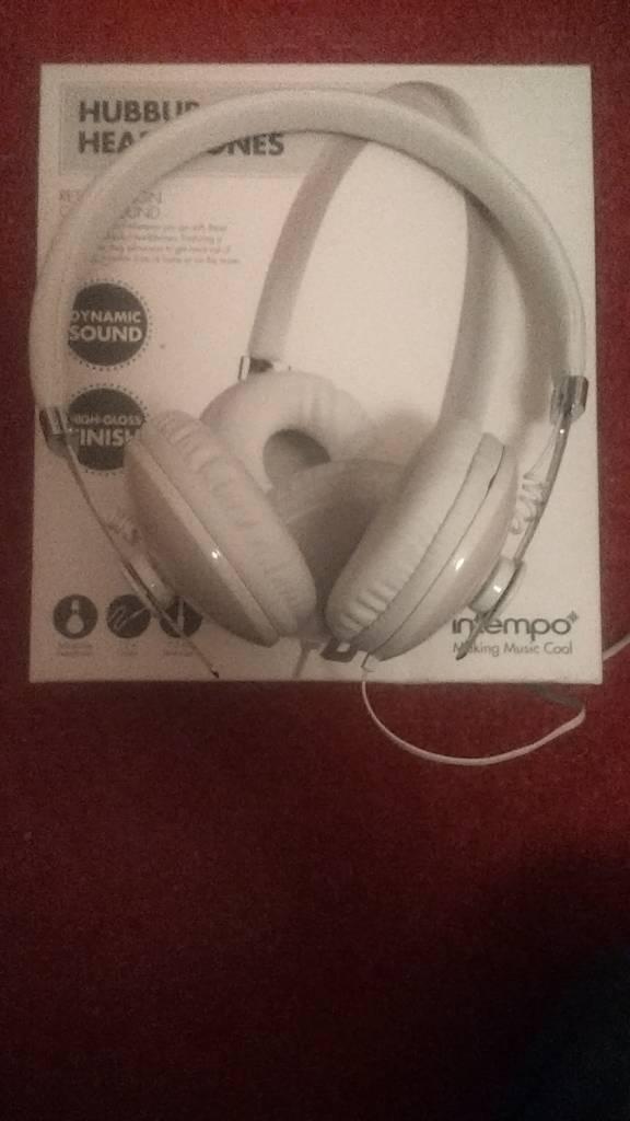 Intempo HUBBUB Headphones