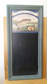 Fly Fisher's Blackboard