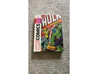 Marvel comics 75 years of cover art book £7 no offers collection only gorleston