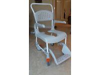 Wheelchair/Commode