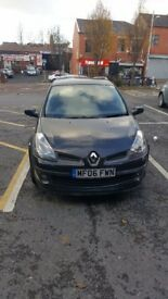 Renault clio 1.6 dynamique s petrol. Very clean and excelant runner. 2006. Very reliable car.