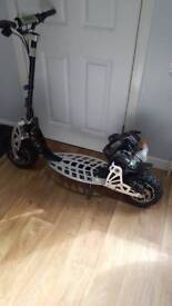 Petrol 71cc scooter 2 available brand new unused