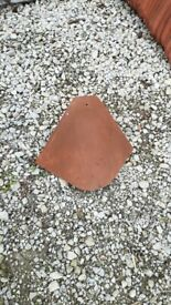 Sandtoft Goxhill Clay Bonnet/Hips Roof Tiles