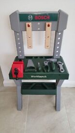 Bosch - Childs Workbench and Tools