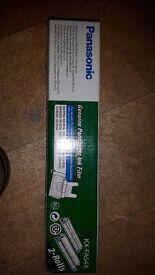 Panasonic ink film KX-FA54X fax cartridge