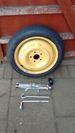 Honda Accord Spare Wheel