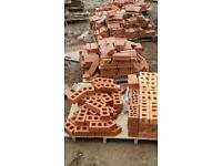Red Plinth Bricks
