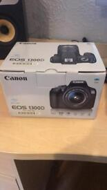 Canon EOS 1300D DSLR NEW