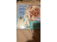Angelcare movement and sound monitor with sensor pad