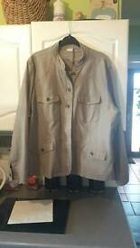 Kharki Damart Jacket