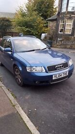 2004 audi a4 1.9tdi estate automatic Fsh