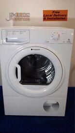 Hotpoint Futura 9kg Condenser Dryer