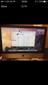 """Apple IMac late 2009 21.5"""" swap for decent mobile phone"""