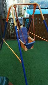 baby outdoor swing
