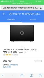 dell laptop series 5000
