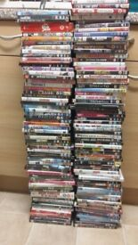 124 dvds joblot £15 the lot