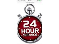 24hr property maintenance