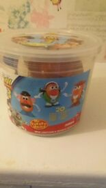 toy story Mr Potato heads