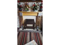 Fireplace and Gas Fire for Sale