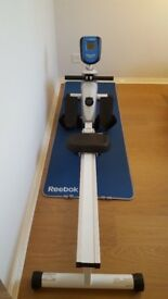 RogerBlack Folding Rower is space saving rower built to provide fullbody cardiovascular workout.