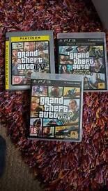 Gta 5 gta 4 and gta episodes from liberty city PS3