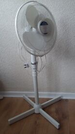 "PIFCO 16"" freestanding fan"