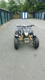 quadzilla xlc 300 off road quad not yamaha,blaster,Honda,suzuki
