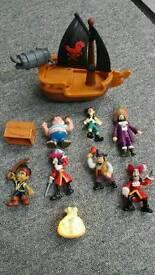 Jake & The Neverland Pirates Hook's Battle Boat