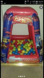 Disney Cars Ball Pit & Balls