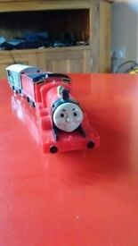 Thomas the Tank Engine - James battery operated engine no 5