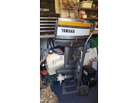 Yamaha 30hp 2 Stroke Outboard Engine