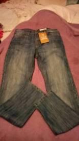 Men's brand new jeans