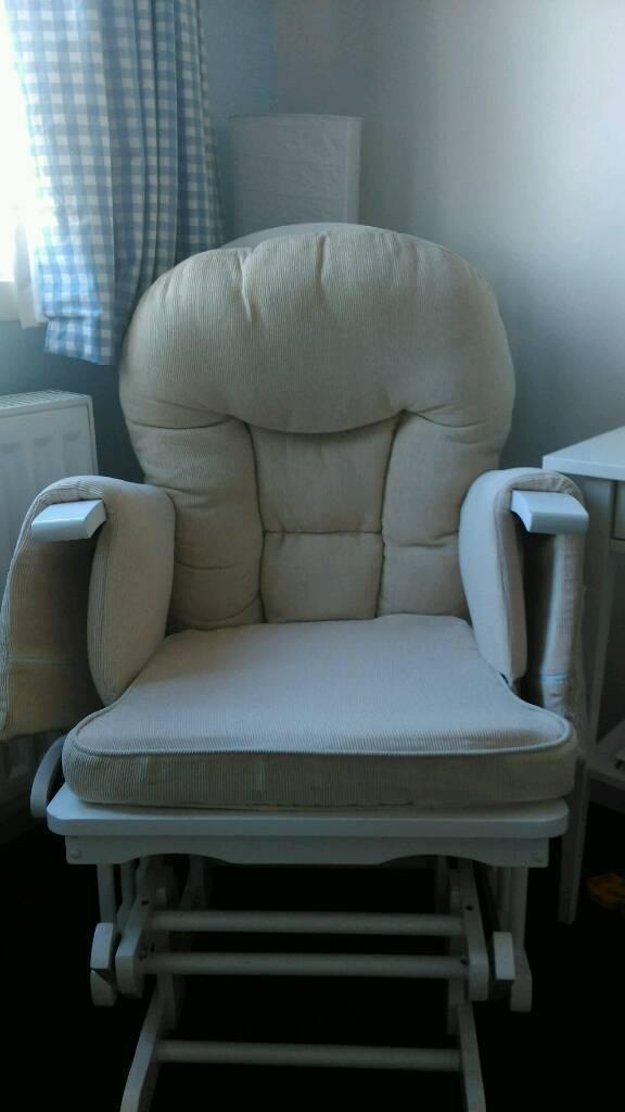 Sereno Nursing Glider chair