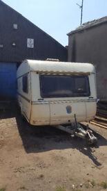 Tabbert Comtesse caravan no damp good condition