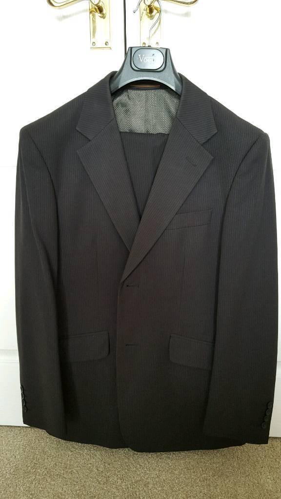 Smart Italian suit. Good as new.